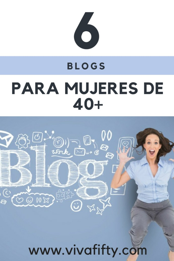 Hay muchos blogs para mujeres jóvenes, pero también los hay para las que hemos rebasado los 40 años. Compartimos contigo 6 de los blogs para mujeres maduras que nos han encantado. #medianaedad #40años #blogueras