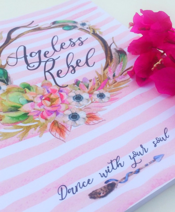 Angie Weihs embodies The Ageless Rebel