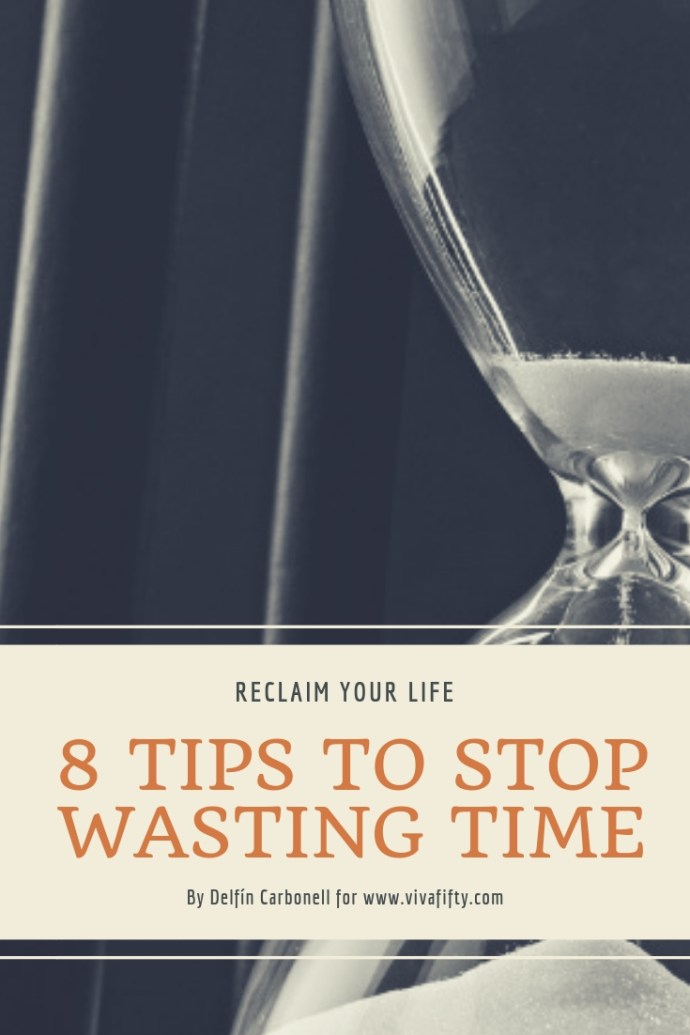Going on a tight time-budget is like going on a tight money-budget. Here are eight things you can do to stop wasting time. #timemanagement #lifehacks #time #career #life