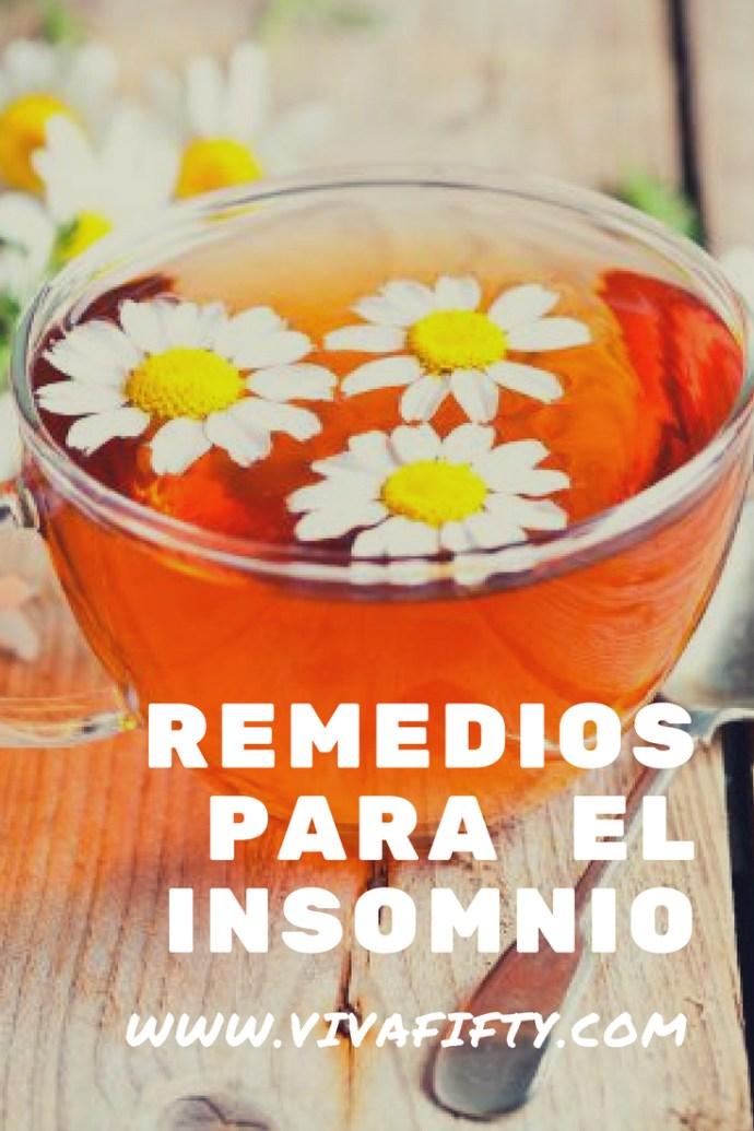 A continuación te contaré algunos remedios para que puedas lidiar con el insomnio, pero si vez que el problema persiste, acude a un médico especialista en trastornos del sueño para que evalúe tu situación particular. #remedios #insomnio #menopausia