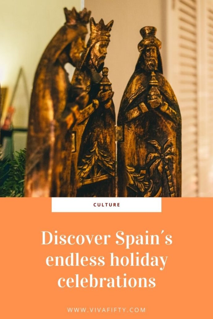 Spain is known for its long and intense holiday celebrations which are not over until after the 6th of January. They are followed by hard times in January..