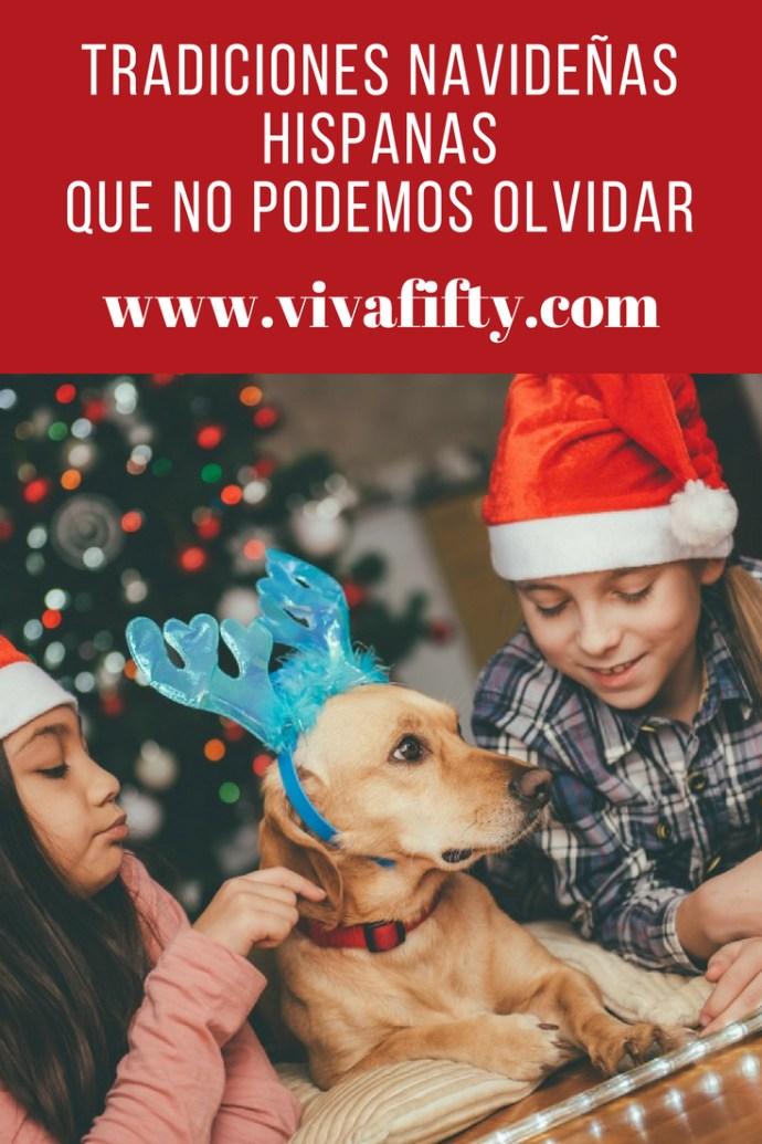Ya tenemos prácticamente encima las fiestas navideñas y cada país las celebra de una manera diferente. Quienes vivimos en Estados Unidos solemos celebrarlo con el árbol y regalos el día de Navidad, pero eso no quiere decir que no podamos seguir haciendo aquello que nos recuerda a nuestro país de origen. #navidad #latinos #hispanos #tradiciones