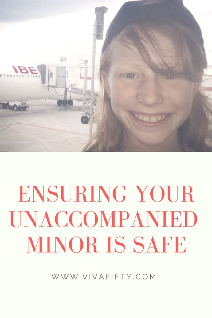 Children put on flights as unaccompanied minors may not be as safe as we thought. As a mother who has sent her own kids on transatlantic flights as unaccompanied minors, at the ages of 9 and 10 respectively, this is unsettling. Here are tips to keep the kids safe. #travel #travelwithkids #flying
