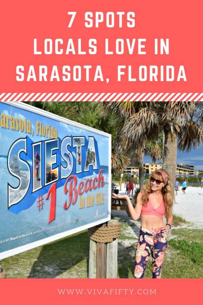 I´ve lived in Sarasota full-time for seven years now, and I still love discovering new spots. I love the beaches, restaurants, the art-galleries and the farmers markets. I´ve also found my tried and true places for different things like practicing yoga, getting my hair and nails done, or simply buying a book. I hope you love these seven spots as much as I do. #travel #florida #sarasota #traveltips