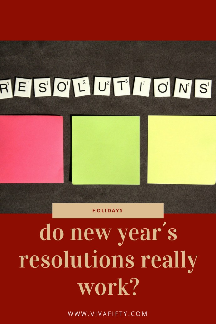 Most of us make a list of resolutions at the beginning of the year. We rarely accomplish them. Or, do we? Here is some science behind why resolutions may or may not work. #resolutions #newyears #motivation