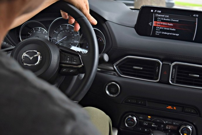 Test-driving the 2018 Mazda CX-9 around Sarasota