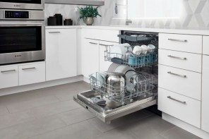 A reliable dishwasher that simplifies your life