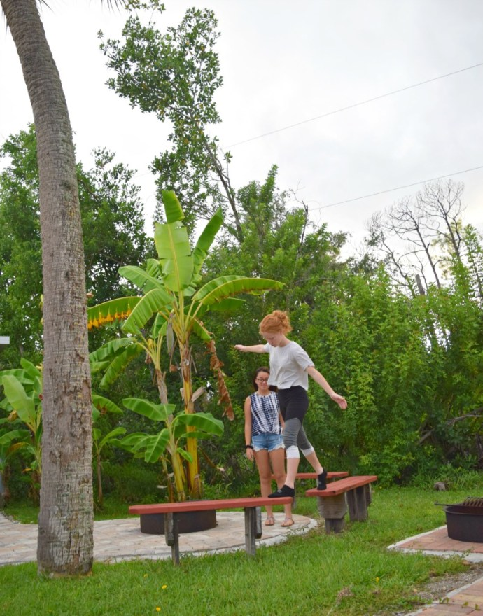 Our stay in the Marco Island KOA