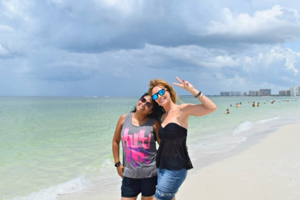 Spending my birthday weekend at KOA in Marco Island