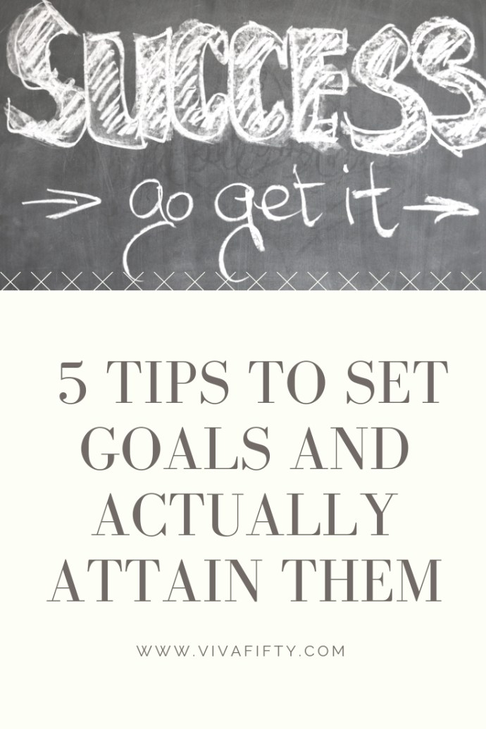 If you wonder how you can set goals and then reach them, here are a few tips that can help you get started right. #goals #success #goalsetting