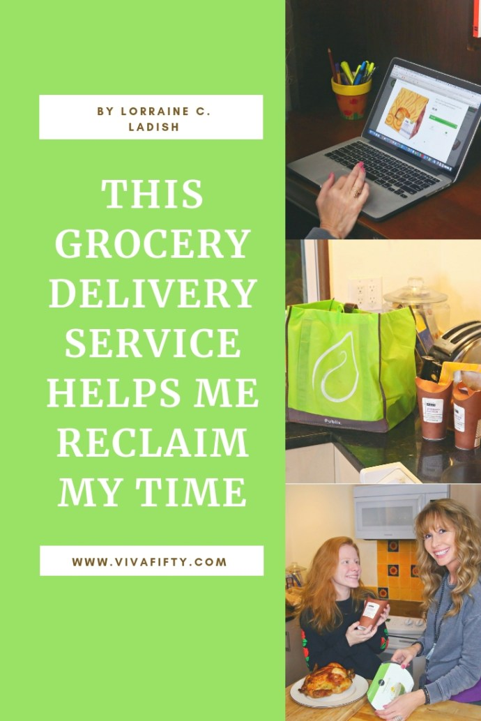 #AD - Struggling to find time for grocery shopping? Find out how @Publix delivery, Powered by Instacart, has helped me reclaim some of my time! #shopping #groceries #Florida #NC