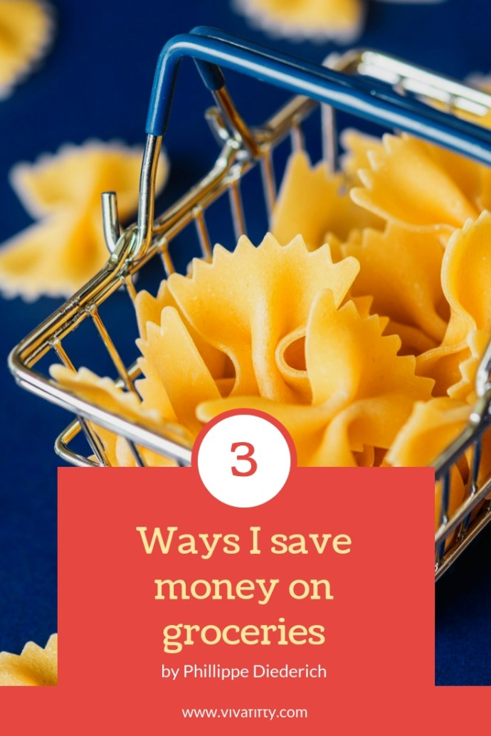 When there are few corners left to cut financially, it becomes of the essence to save money on groceries. #shopping #groceries #budget #finances #money