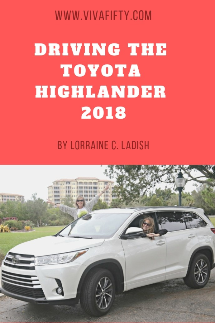 I love test-driving new cars, and the Toyota Highlander 2018 was a pleasure to drive around town and to pick up my sister from the airport. #cars #letsgoplaces #toyota #review
