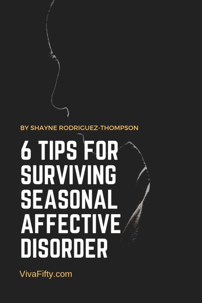 Seasonal Affective Disorder, also known as SAD, affects us especially as we´re nearing the end of winter. Here is how to survive it. #SAD #health #winterblues