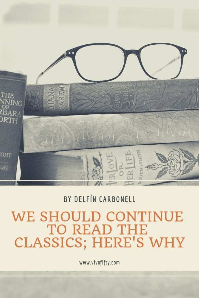 In classic literature we can find worlds, attitudes, answers that otherwise, we would have never been able to discover. #books #literature #reading