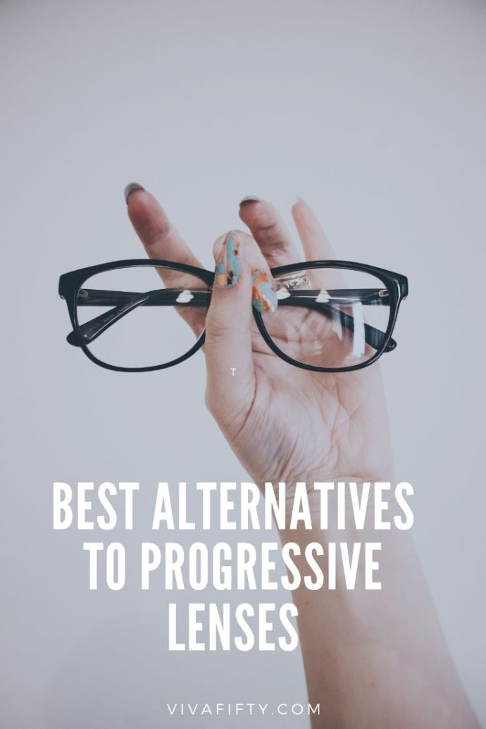 Progressive lenses are a great invention, but not everybody adapts to them. Here are some alternatives you may want to consider. #presbyopia #reading #health