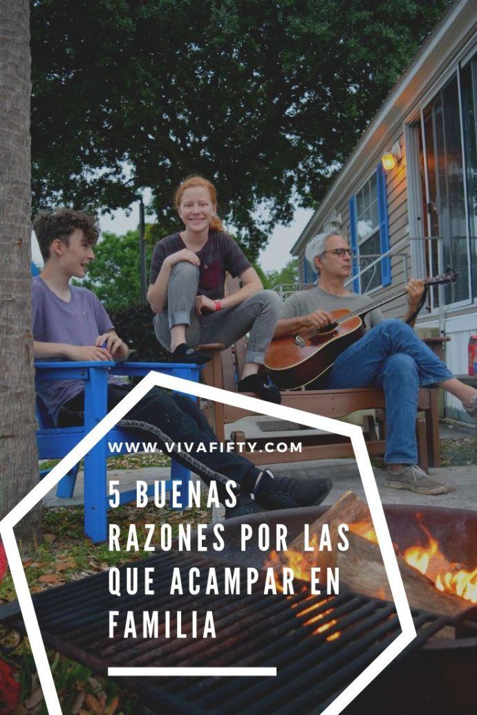 Acampar en familia es una opción rentable, divertida y segura. Compartimos contigo cinco motivos por los que hacerlo este verano o en el otoño. #AD #KOAcamping #acampada
