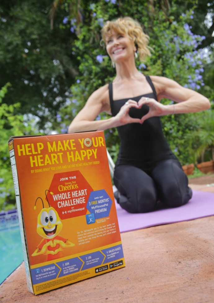 For as long as I can remember I've turned to fitness, mindfulness and sharing good times with friends and family to stay happy and healthy. Here's how you can stay heart-healthy too. #AD