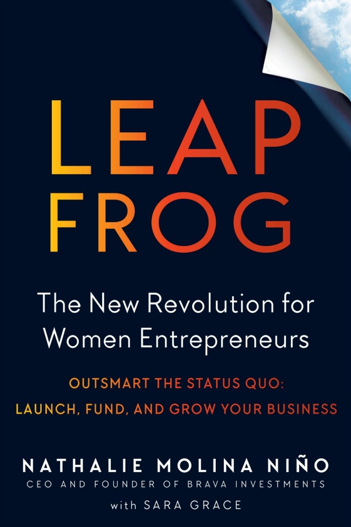 Nathalie Molina Niño wants to arm women, especially women of color, with the tools that will accelerate their path to equity and economic prosperity.  #careeer #books #entrepreneurship