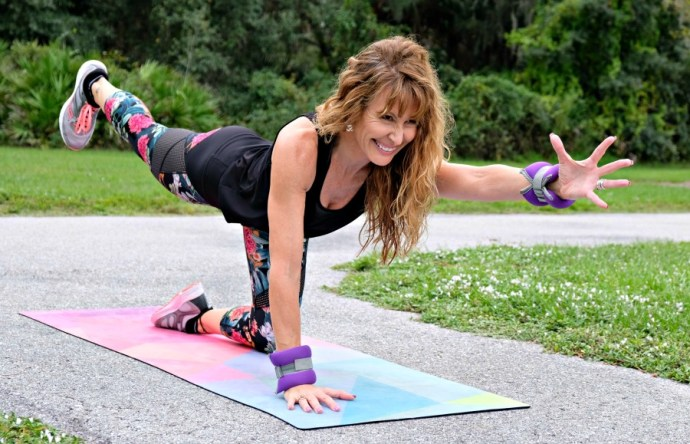 Getting and staying fit in menopause can be challenging. Here are some of the ways I exercise during this season of life to feel my best.