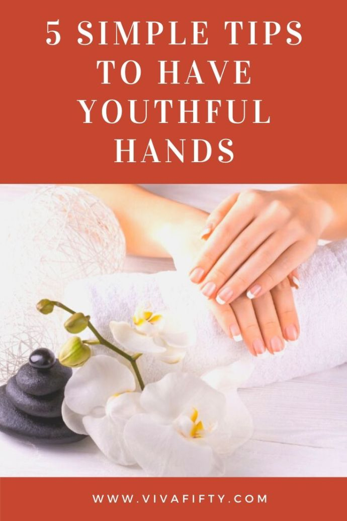 As we grow older our hands lose their luster. Here is how you can take care of them so they look and feel youthful longer.