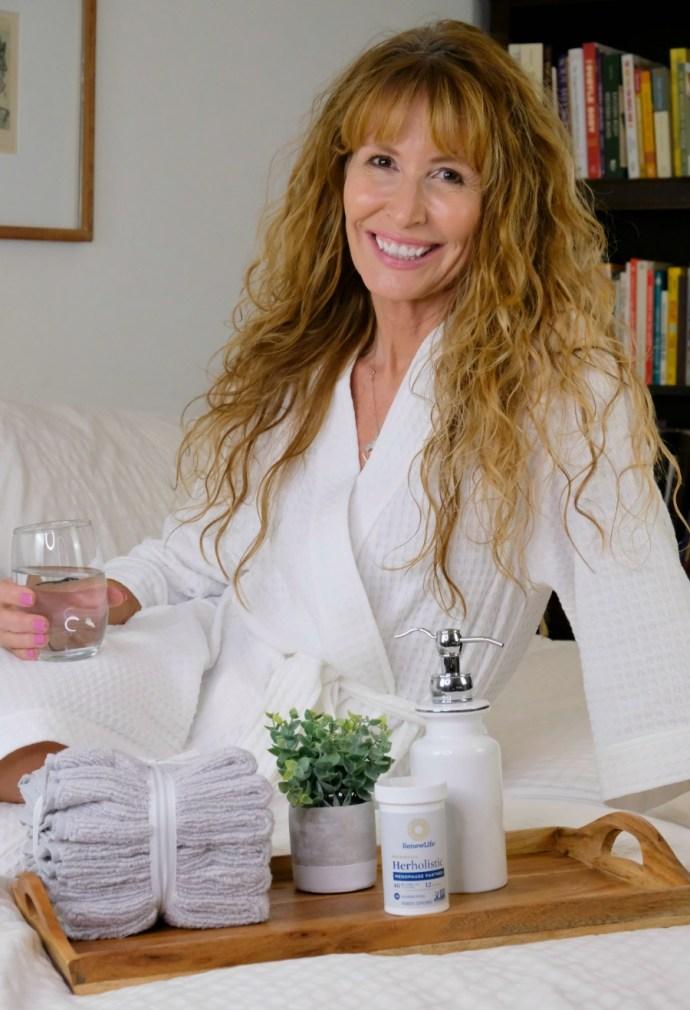 Lorraine C. Ladish with Renew Holistic