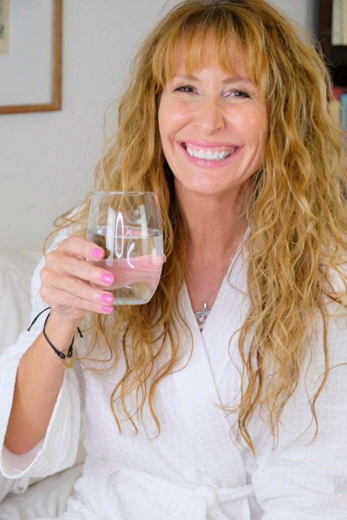 Lorraine C. Ladish with Renew Life