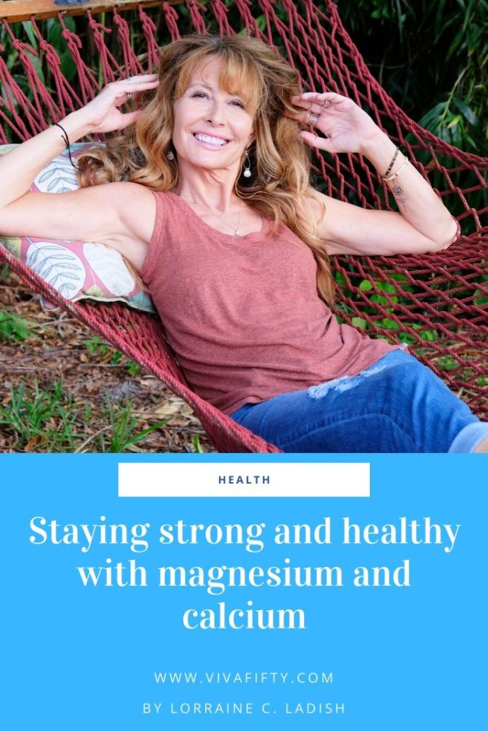 We may not be getting enough magnesium through our diet alone. Here is how I´ve been supplementing my intake to stay strong and heart healthy.