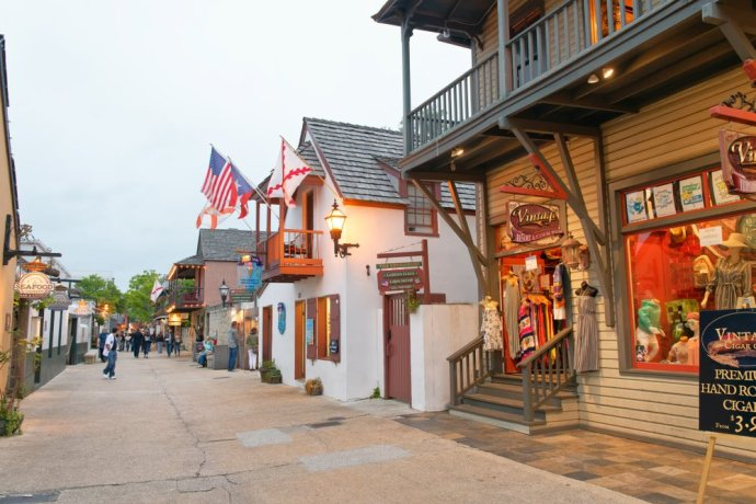St. Augustine, Florida is one of the oldest cities in the U.S. Here are some places to see and spend time at when you visit.