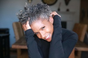 Carla Kemp: 57-year-old model & influencer 'enjoying the moment'