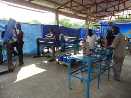 Jiko Mamu Ecosur Afrique Rdc1