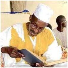 Thierno Amadou Tidiane Ba Khalife de Médina Gounass