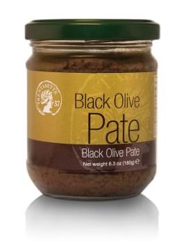 black olive pate