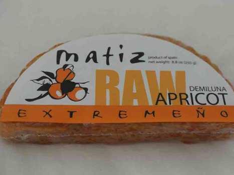 Matiz raw apricot