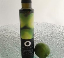 O Olive oil Tahitian lime