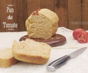 Pan de Tomate casero