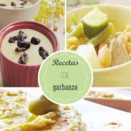 3 Recetas con Garbanzo para sorprender a tus invitados