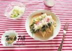 Tacos Dorados de Pollo con Salsa de Chipotle: Receta