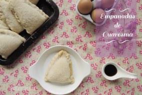 Empanadas de Cuaresma Rellenas de Crema Pastelera Estilo Guadalajara