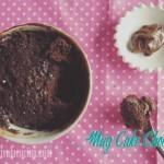 Mug Cake de Chocolate y Crema de Avellanas: Rápido y Fácil