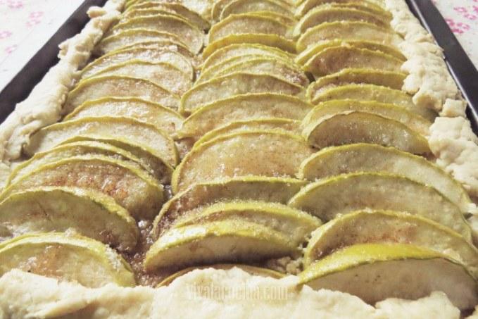 Tarta de Manza