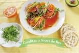 Antojitos Mexicanos: Cómo hacer Sopes o Gorditas de res con verduras