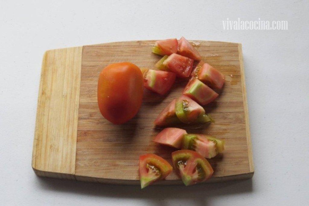 Picar el Tomate