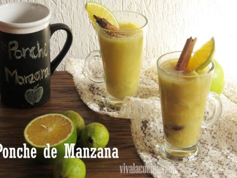 Ponche de Manzna