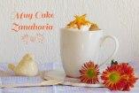 Mug Cake de Zanahoria y Yogur Griego: Receta Rápida