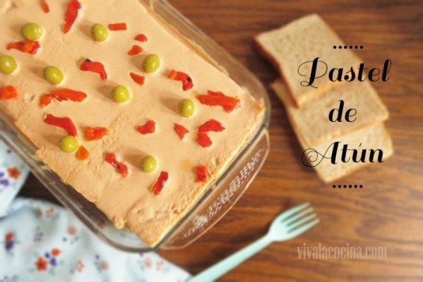 Cómo preparar Pastel de Atún o Sandwichón de atún