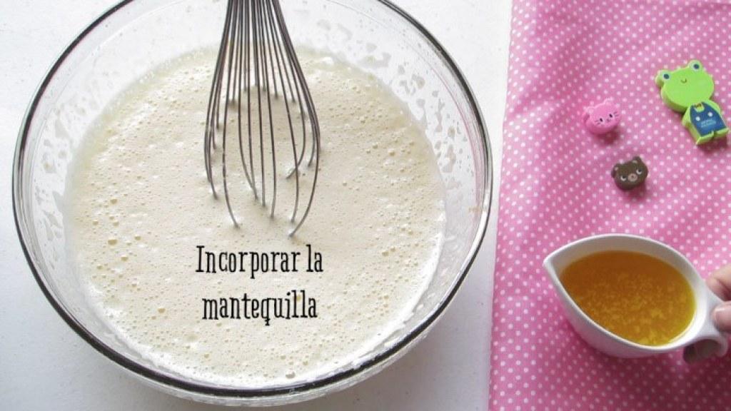 Cómo agregar mantequilla