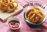 Aros de Cebolla Crocantes y Muy Fáciles | Receta