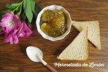 Cómo hacer Mermelada de limón verde casera. Receta Sencilla y deliciosa