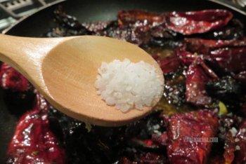 Sazonar para hacer carne de cerdo adobada